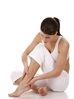 leg and foot pain